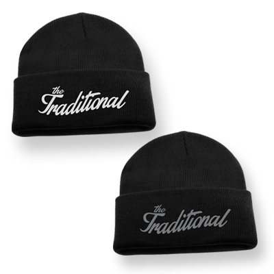 The Traditional - Logo Beanie