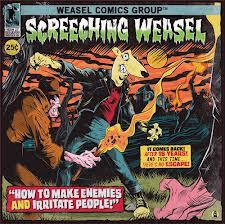 Screeching Weasel - How To Make Enemies And Irritate People LP