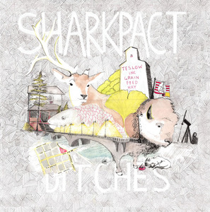 Sharkpact - Ditches LP