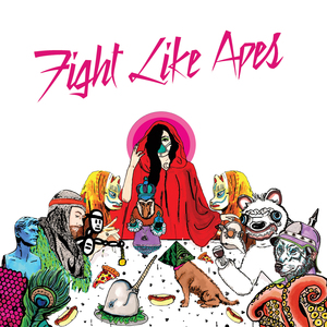 Fight Like Apes - Fight Like Apes CD