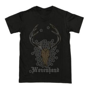 Wovenhand - Deer Skull T-Shirt