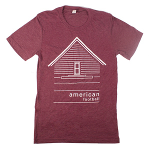 House - Heather Burgundy T-Shirt