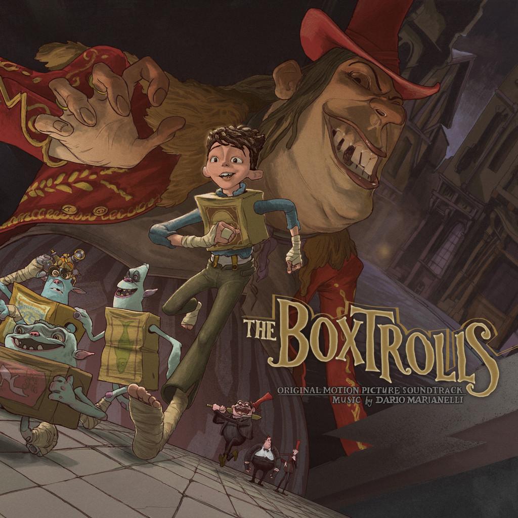 The BoxTrolls - Original Motion Picture Soundtrack