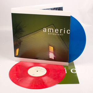 American Football - Deluxe 2xCD / 2xLP