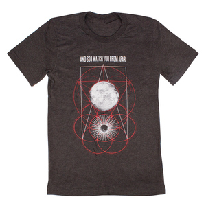 And So I Watch You From Afar - Xavi Design T-Shirt