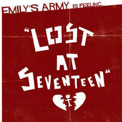 Emily's Army - Lost at Seventeen LP + CD (colored vinyl)