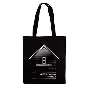 House - Black Tote Bag