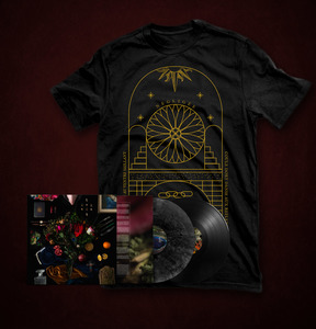 Vinyl + Tshirt 'Négligée'