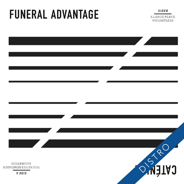 Funeral Advantage, Caténine – Split