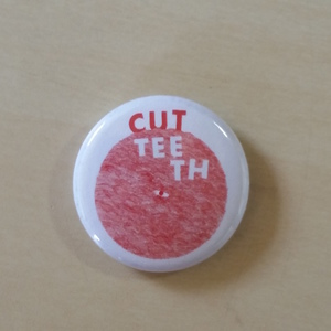 Cut Teeth - Eye Button