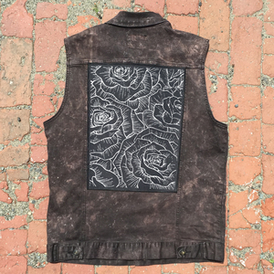 Ceremony 'Roses' Back Patch