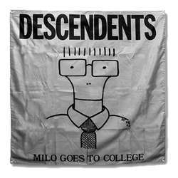 Descendents - Milo Goes to College Banner