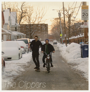 Coping / The Clippers - Digital EP