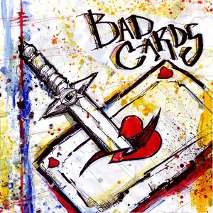 Bad Cards - Bad Cards LP