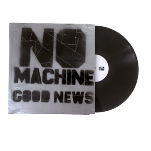 NO MACHINE - Good News Duct Tape Vinyl