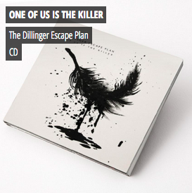 The Dillinger Esape Plan - One Of Us Is The Killer Vinyl + CD Bundle