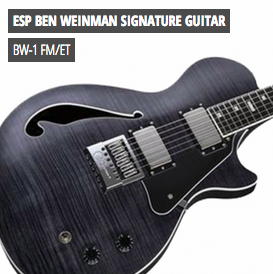 Ben Weinman Signature Guitar