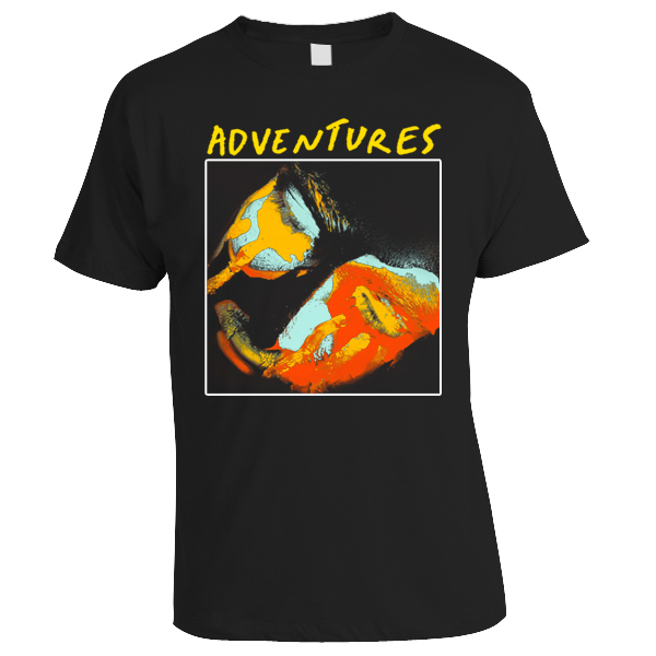 Adventures - Painted Face Shirt