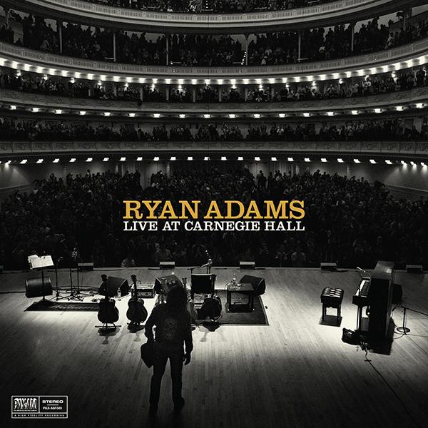 Ryan Adams - Live at Carnegie Hall 6xLP Box Set