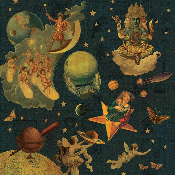 Smashing Pumpkins - Mellon Collie and the Infinite Sadness 4xLP Box Set