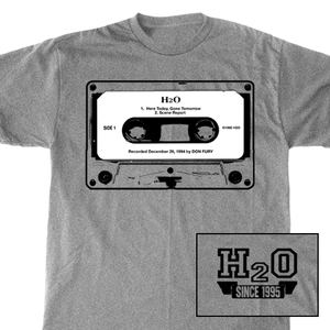 H2O 'Demo Tape' T-Shirt