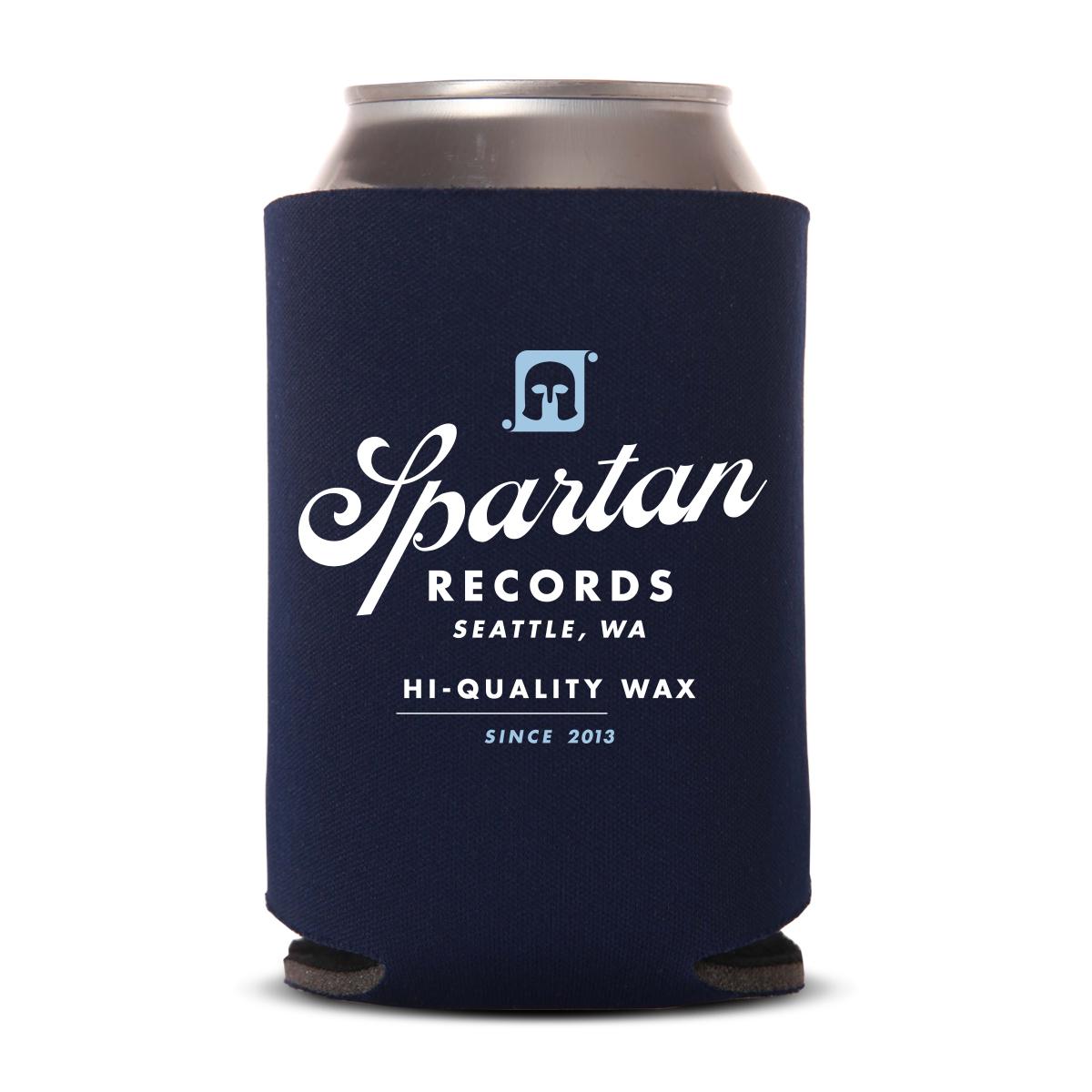 Spartan Koozie