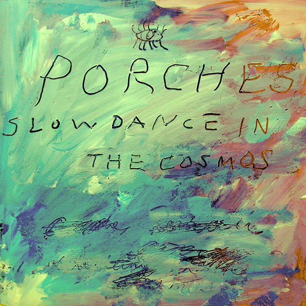 Porches - Slow Dance In the Cosmos Cassette Tape
