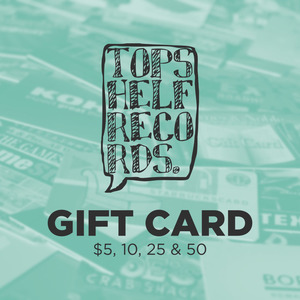 Tosphelf Records - Gift Card