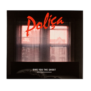 Polica - Give You The Ghost CD