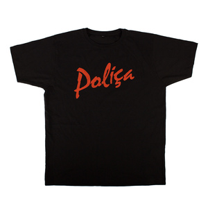 Polica - Red Logo T-Shirt