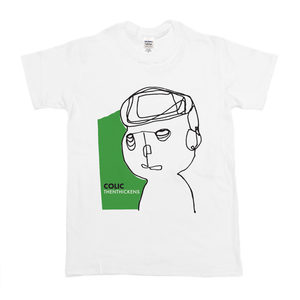 Then Thickens - Colic T-Shirt
