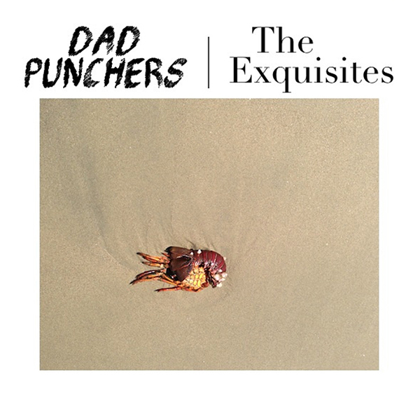 Dad Punchers (Warm Thoughts) / The Exquisites - Split 7