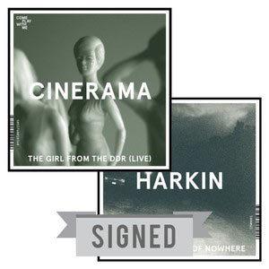 SIGNED CPWM001 Harkin / Cinerama