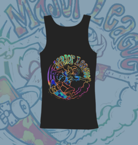 Wolf Tank - Warped Tour 2015 Exclusive
