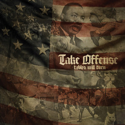 Take Offense - The Tables Will Turn LP