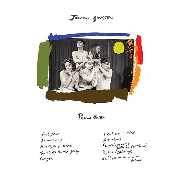 Joanna Gruesome - Peanut Butter LP *Markdown*
