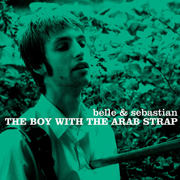 Belle and Sebastian - The Boy With the Arab Strap LP