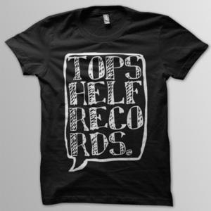 Topshelf Records - Logo Shirt (Black)