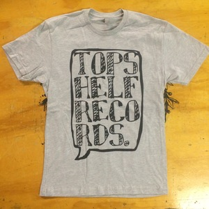 Topshelf Records - Logo Shirt (Gray)