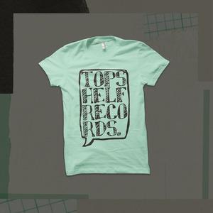 Topshelf Records - Logo Shirt (Mint)