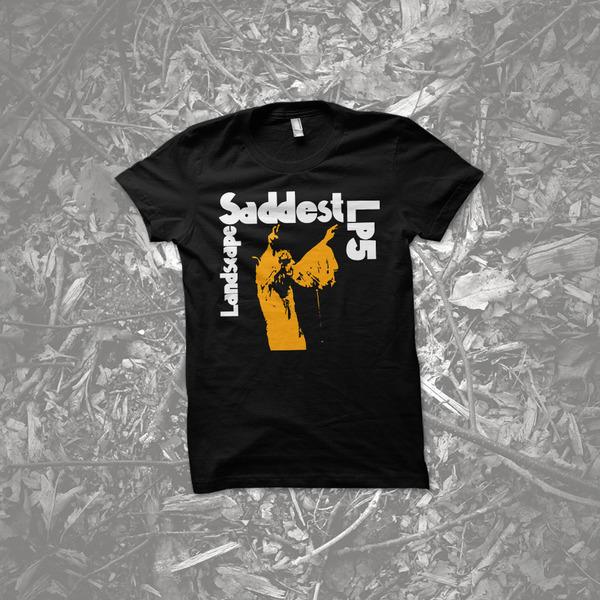 Topshelf Records The Saddest Landscape Lp5 Shirt