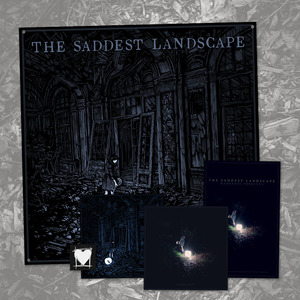 The Saddest Landscape - Darkness Forgives Flag Bundle