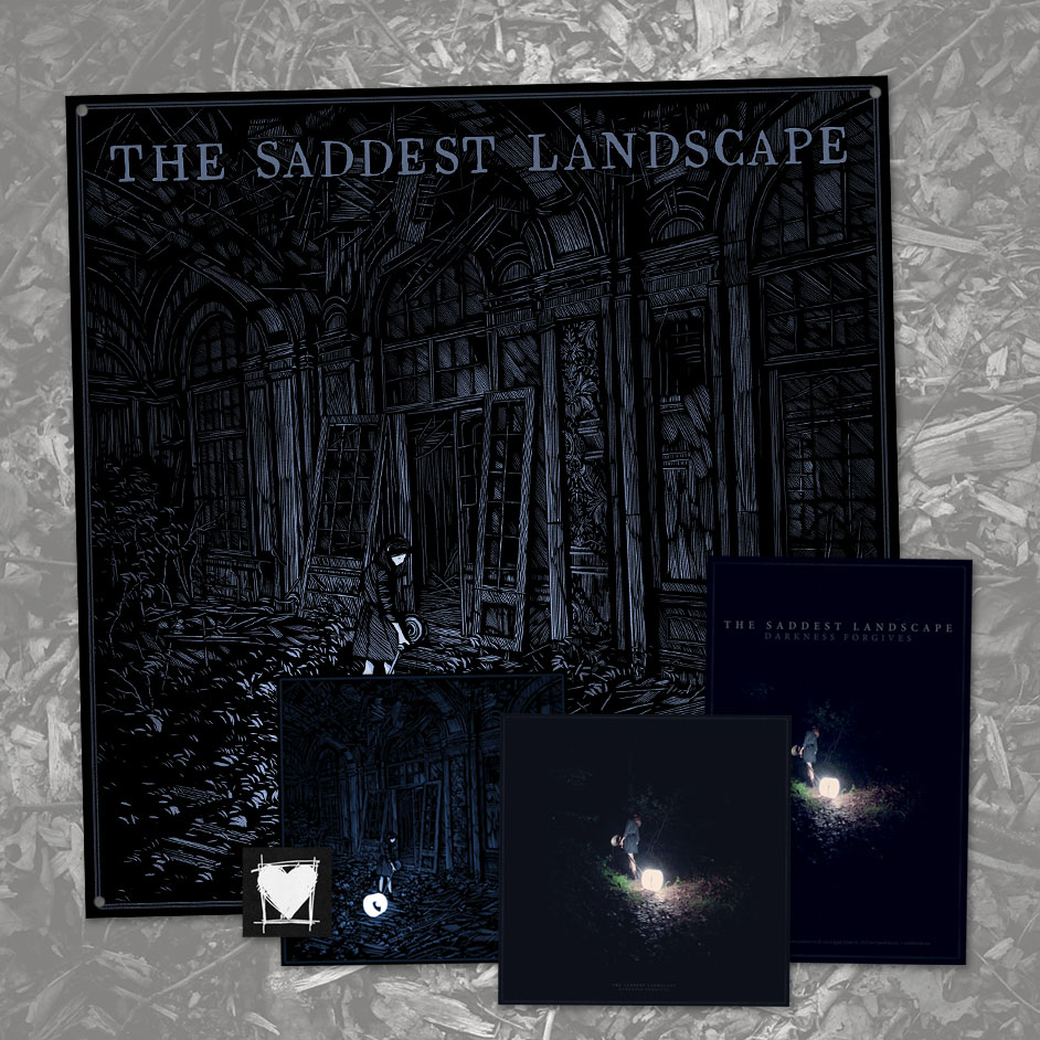 Topshelf Records Uk The Saddest Landscape Darkness