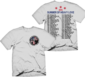 Summer Tour Shirt