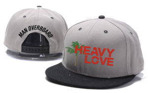 Heavy Love Snapback (On Sale)