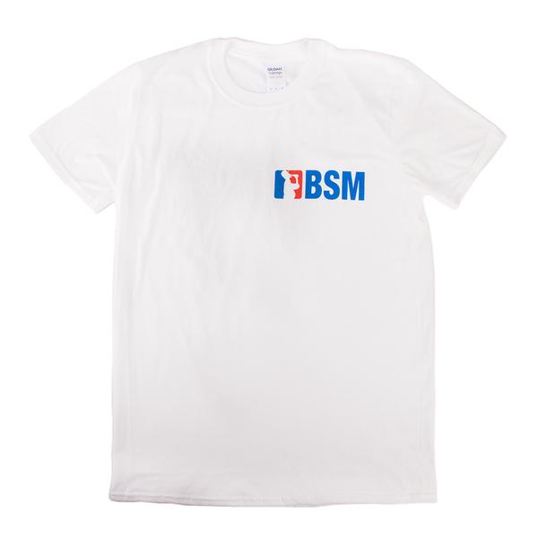 BSM Sports Logo T-Shirt