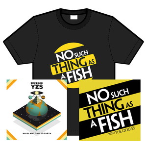No Such Thing As A Fish + Emperor Yes Vinyl bundle