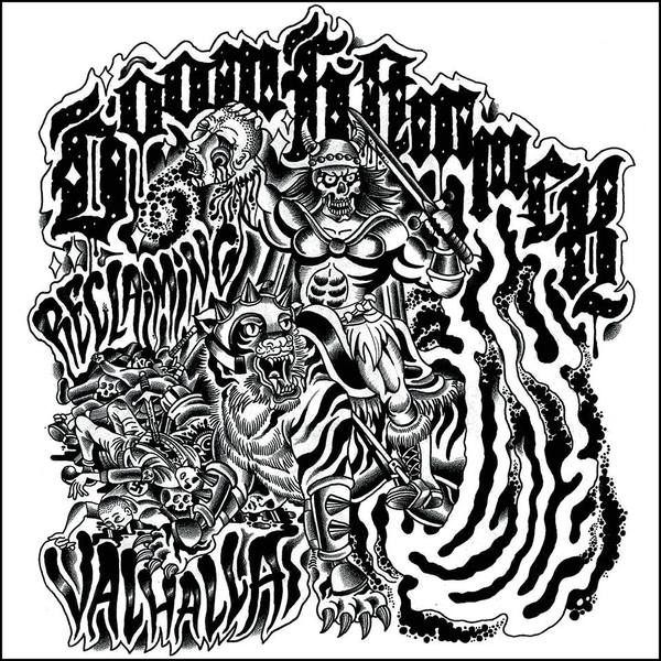 Doomhammer - Reclaiming Valhalla LP