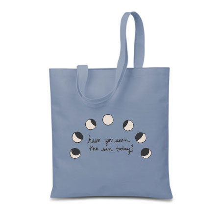 The Moon Tote & Digital MP3 Download Card PREORDER