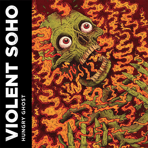 Violent Soho - Hungry Ghost LP